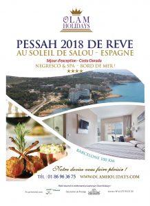 PESSAH 2018